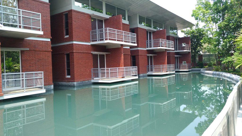 Sarah resort gazipur water lodge